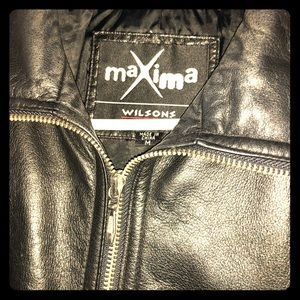 Wilson's Leather Jacket-MaXima